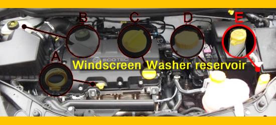 Windscreen Washer